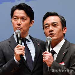 同い年であることがわかった福山雅治と高橋和也(C)モデルプレス