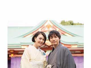 知花くらら、俳優・上山竜治と結婚 2ショットで報告<コメント全文>