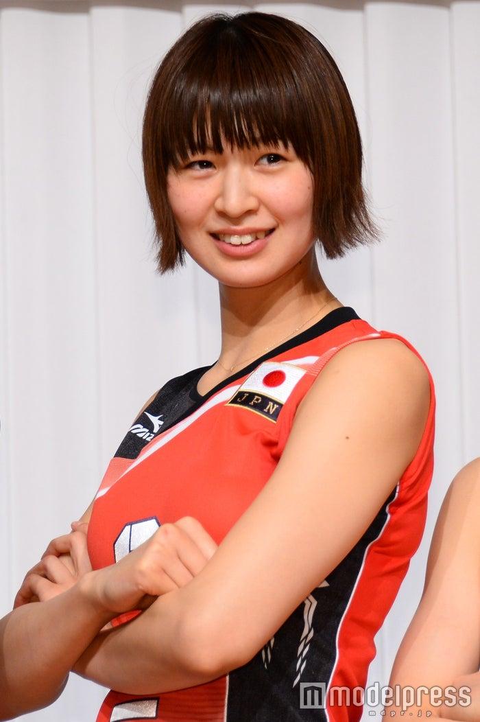 Sexy Zoneマリウス葉からラブコールを送られた木村沙織選手(C)モデルプレス