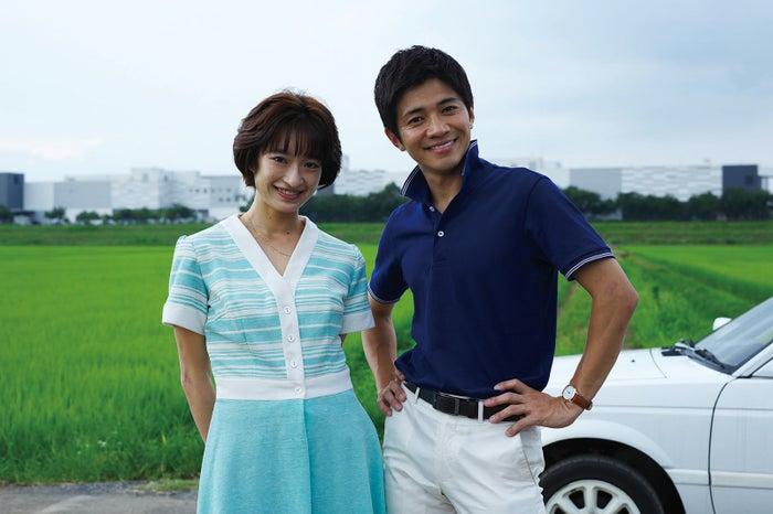 アイドル風ヘアを披露した門脇麦(左)と和田正人(右)(C)2016「14の夜」製作委員会
