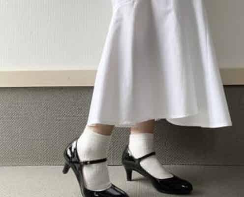 "GUって靴屋さんだったっけ?新作""パンプス""履き心地良すぎて他のパンプス捨ててもいい。"