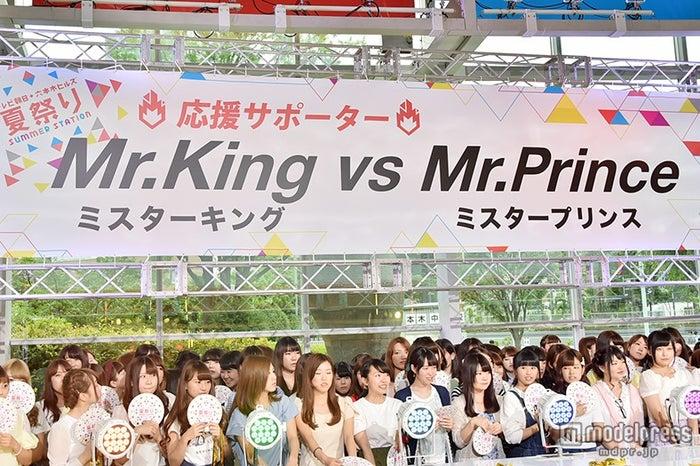 ジャニーズ新ユニット「Mr.King vs Mr.Prince」結成【モデルプレス】