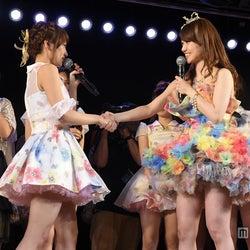 AKB48卒業の大島優子、高橋みなみ最後のお願い断る