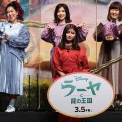 吉川愛、3時のヒロイン・福田の『アナ雪』ボケに鋭いツッコミ