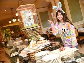 ディズニー・イースター、春のホテルビュッフェで満腹<試食レポ>