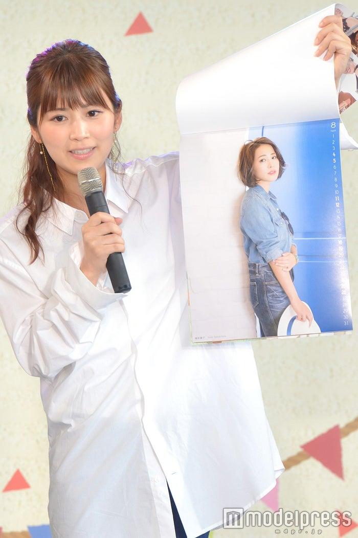竹内友佳アナ (C)モデルプレス