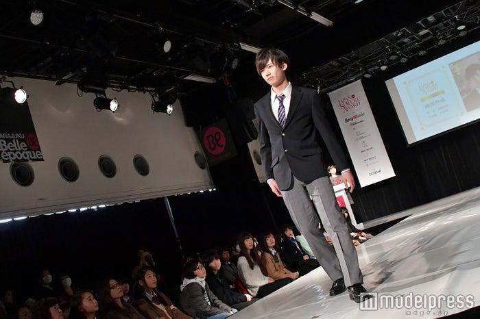 織部典成/「第5回日本制服アワード」より(C)モデルプレス
