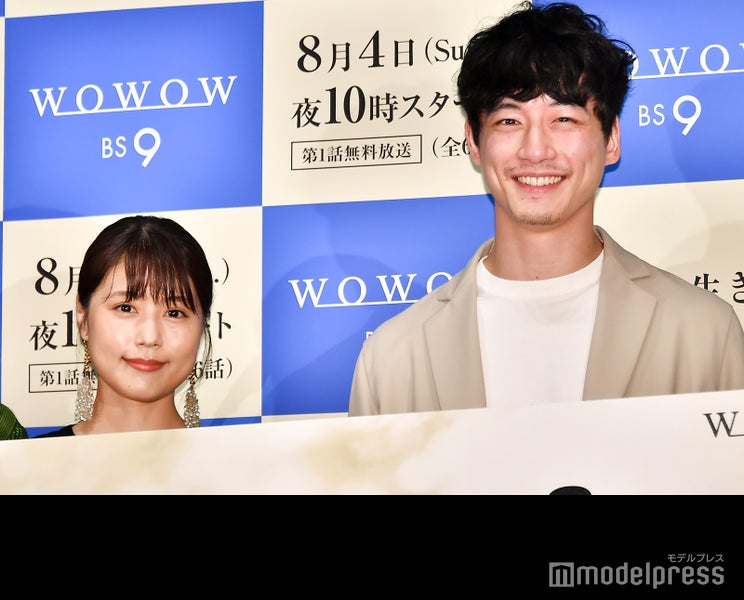 坂口健太郎、有村架純と再共演「安心」 現場での印象語る<そして、生きる>