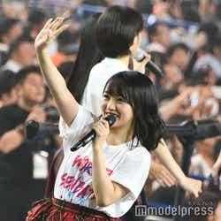 向井地美音/「AKB48 53rdシングル 世界選抜総選挙」AKB48グループコンサート(C)モデルプレス