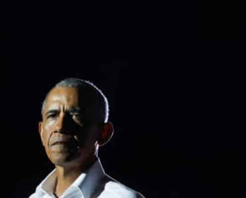 オバマ氏がCOP26出席へ、若手活動家と面会 気候変動で演説