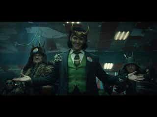 マーベル『ロキ』最新予告映像でロキが新しいパワーを披露!