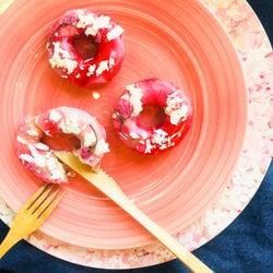 ピンク色に胸キュン!「春のギャラクシードーナツ」でいいねゲット【柏原歩のトレンドレシピ】