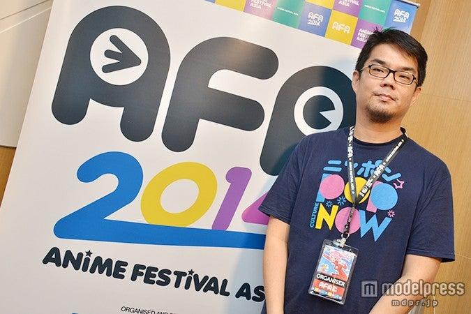 モデルプレスのインタビューに応じたSOZO PTE LTD CEOのShawn Chin(ショーン・チン)氏