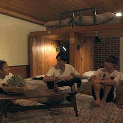 海斗、聡太、俊亮「TERRACE HOUSE OPENING NEW DOORS」35th WEEK(C)フジテレビ/イースト・エンタテインメント