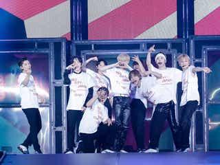 NCT 127、ツアーファイナルに会場熱狂 新曲も披露