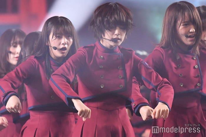 欅坂46/写真はリハーサルで撮影(C)モデルプレス