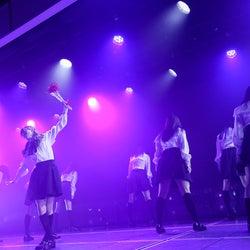 NGT48山口真帆ら、卒業公演で欅坂46「黒い羊」カバー 秋元康書き下ろし楽曲も披露<コメント全文>