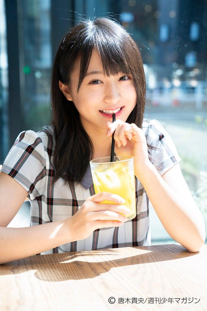 坂口渚沙(画像提供:講談社)