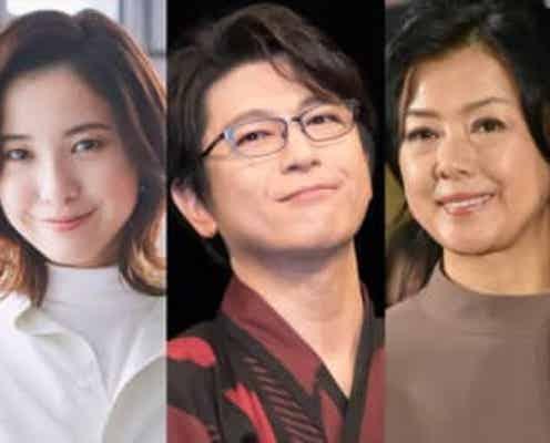『最愛』吉高由里子&薬師丸ひろ子、及川光博のバースデーを祝福 豪華オフショットに反響
