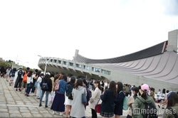 「GirlsAward 2016 S/S」会場外観(C)モデルプレス