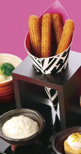ポテトのチュロス フォションスタイル ¥800/画像提供:フォション