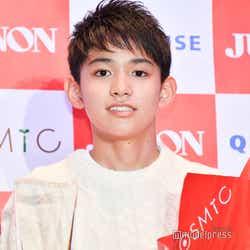 モデルプレス - 第32回ジュノンボーイグランプリ渡邉多緒さん、12歳で172cmの抜群スタイル 選出理由は?