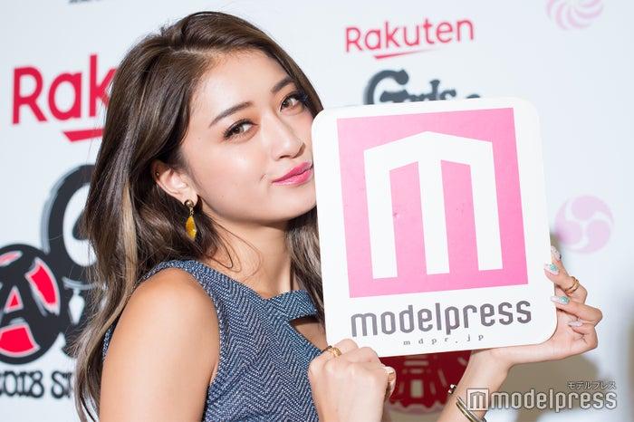 みちょぱ (C)モデルプレス