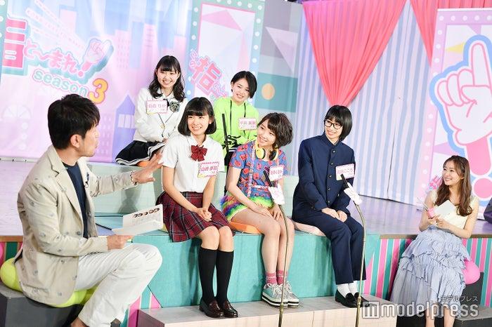 BEYOOOOONDS「この指と~まれ!season3」収録の様子 (C)モデルプレス