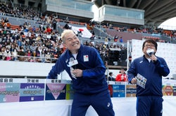 キャイ~ン/提供:日本財団パラリンピックサポートセンター