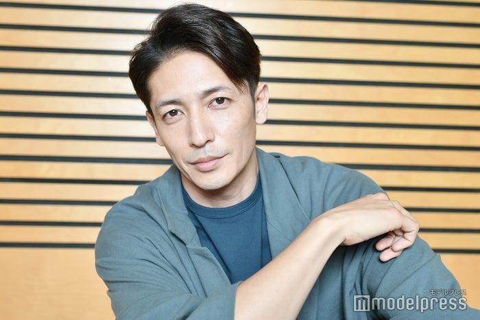 モデルプレスのインタビューに応じた玉木宏(C)モデルプレス