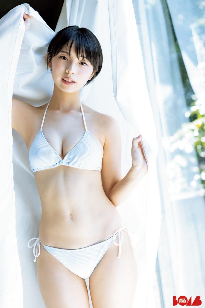 ミスマガジン2020」菊地姫奈、ばっさりショートでアオハル水着グラビア - モデルプレス
