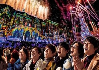関ジャニ∞、USJ史上初のクリスマス・アンバサダーに就任