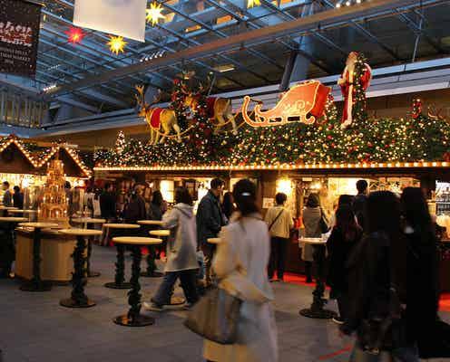 六本木ヒルズ、本格ドイツ料理や雑貨約1,500種揃う「クリスマスマーケット2020」開催