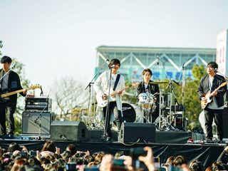 flumpool、活動再開をゲリラライブで報告 全国ホールツアー開催も発表<コメント全文>