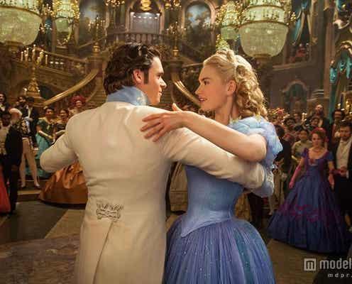 実写版「シンデレラ」舞踏会シーンの裏側を初解禁「みんなきれいで魔法みたい!」
