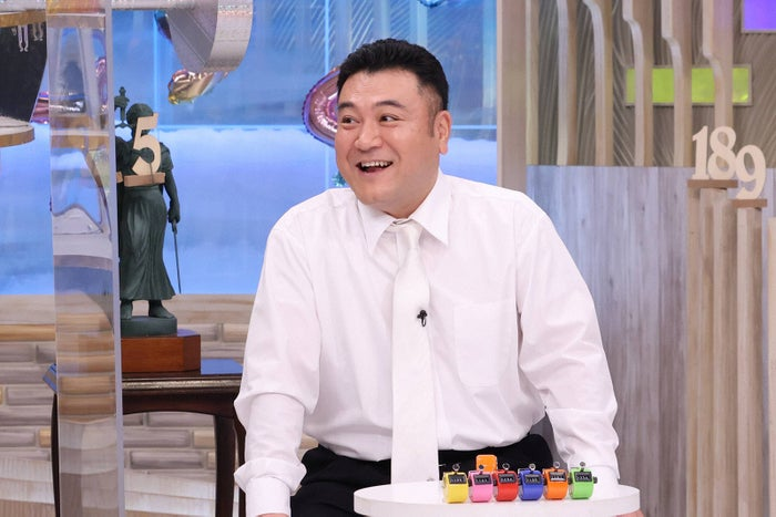 山崎弘也 (C)フジテレビ