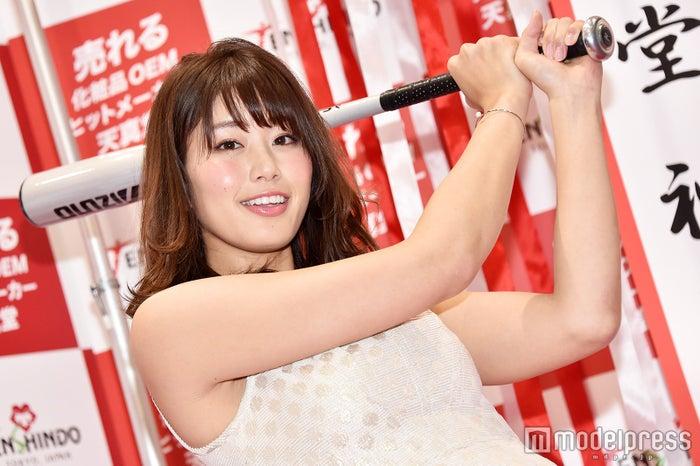 稲村亜美 (C)モデルプレス