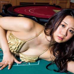 モデルプレス - SKE48古畑奈和「読者が見たい」1位の美ボディ  ゴージャスビキニで色気たっぷり