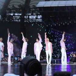 BTS、日本スタジアムツアー完走 4公演で21万人動員<BTS WORLD TOUR 'LOVE YOURSELF: SPEAK YOURSELF' -JAPAN EDITION>