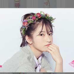 竹内美宥/PRODUCE48公式サイトより