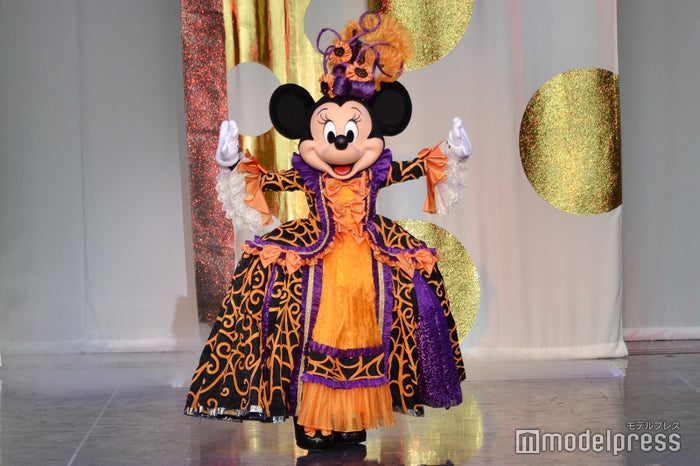 メドレー(ミステリアス・マスカレード)/「イッツ・ベリー・ミニー!」(C)モデルプレス(C)Disney