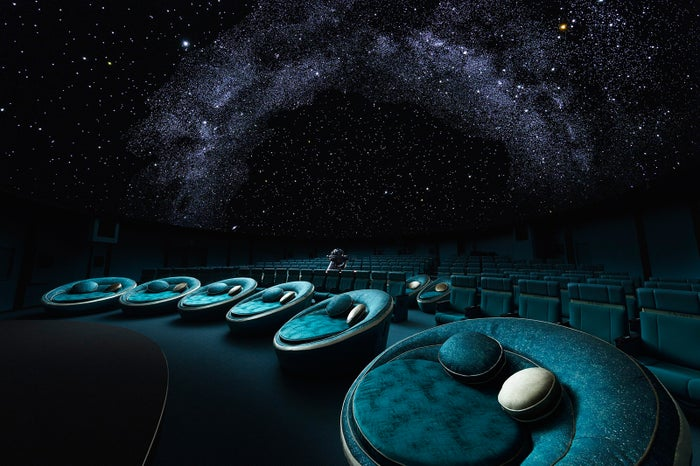 銀河シート(提供写真)
