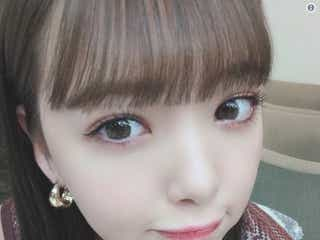 藤田ニコル、オレンジから暗髪にイメチェン「清楚な感じ」「似合ってる」と反響
