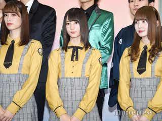 日向坂46、デビュー年にレコ大初受賞 フレッシュさアピール<第61回輝く!日本レコード大賞>