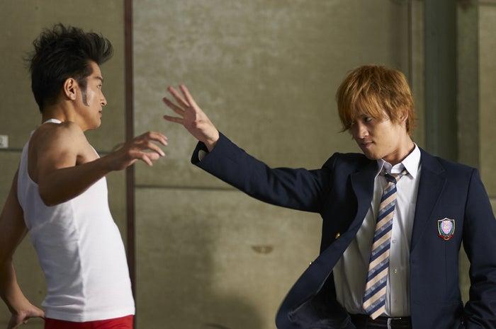 「モブサイコ100」第5話より(C)ONE・小学館/ドラマ「モブサイコ100」製作委員会