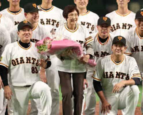 巨人の名物ウグイス嬢・山中美和子さんが引退 「下克上で日本一に」とチームにエール