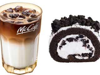 マックカフェ「選べる¥500ケーキセット」好きなケーキとドリンクをワンコインで