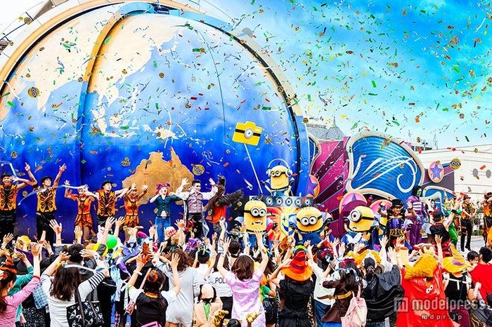 USJハロウィーン開幕 仮装でダンス&夜のパークで絶叫/TM&(C)Universal Studios./画像提供:ユニバーサル・スタジオ・ジャパン【モデルプレス】