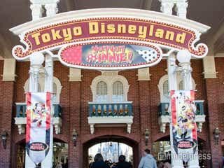 東京ディズニーランド&シー、臨時休園継続を発表