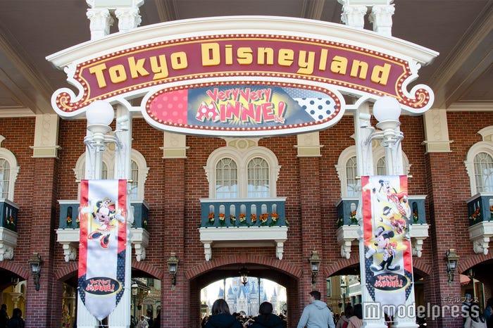 東京ディズニーランド※写真は現在行われているプログラムとは関係ありません(2020年1月撮影)(C)モデルプレス(C)Disney